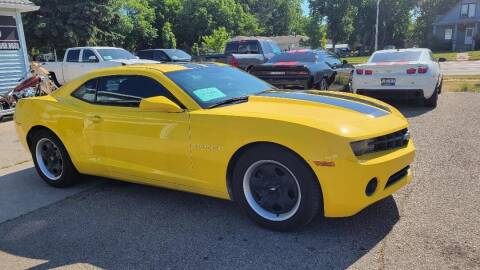 2011 Chevrolet Camaro for sale at JR Auto in Brookings SD