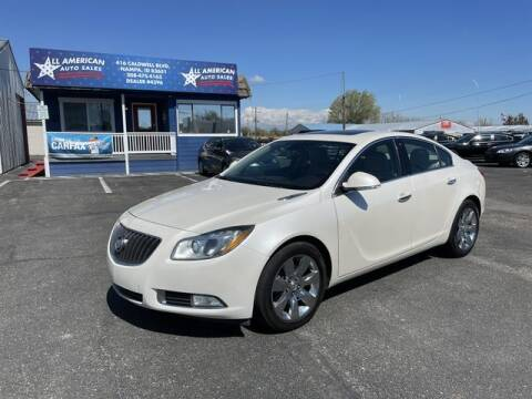 2013 Buick Regal for sale at All American Auto Sales LLC in Nampa ID