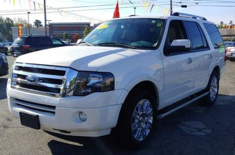 2011 Ford Expedition for sale at L&M Auto Import in Gastonia NC