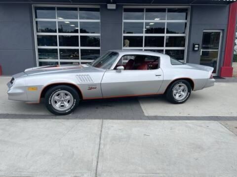 1978 Chevrolet Camaro for sale at Classic Car Deals in Cadillac MI