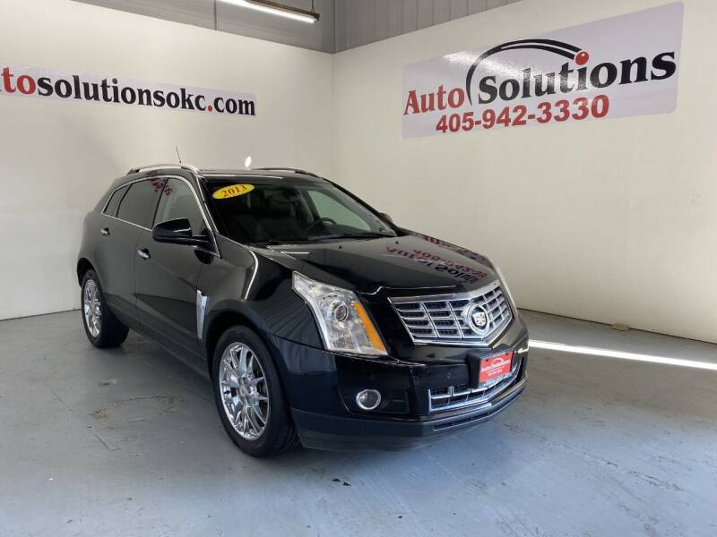 2013 Cadillac SRX for sale at Auto Solutions in Warr Acres OK