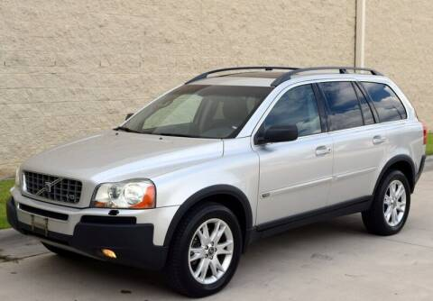 2005 Volvo XC90 for sale at Raleigh Auto Inc. in Raleigh NC