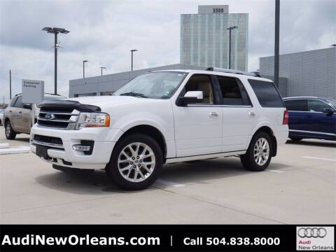 2017 Ford Expedition for sale at Metairie Preowned Superstore in Metairie LA