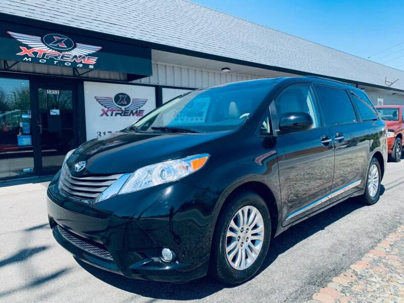 2013 Toyota Sienna for sale at Xtreme Motors Inc. in Indianapolis IN