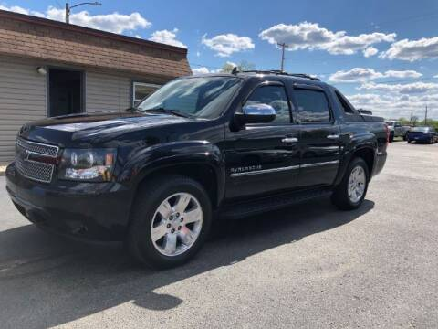 2011 Chevrolet Avalanche for sale at Tip Top Auto North in Tipp City OH