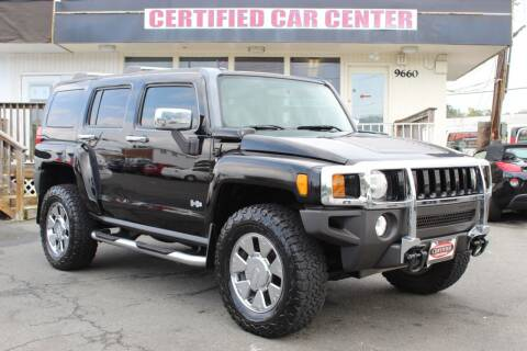 2007 HUMMER H3 for sale at CERTIFIED CAR CENTER in Fairfax VA