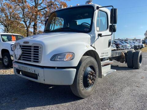 2016 Freightliner S2 Chassis for sale at TINKER MOTOR COMPANY in Indianola OK