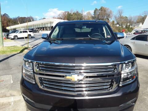 2017 Chevrolet Tahoe for sale at Auto Villa in Danville VA