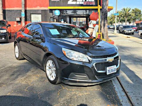 2015 Chevrolet Malibu for sale at Carzone Automall in South Gate CA