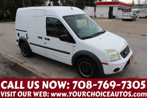 2012 Ford Transit Connect for sale at Your Choice Autos in Posen IL