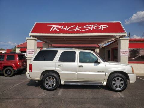 2005 Cadillac Escalade for sale at TRUCK STOP INC in Tucson AZ