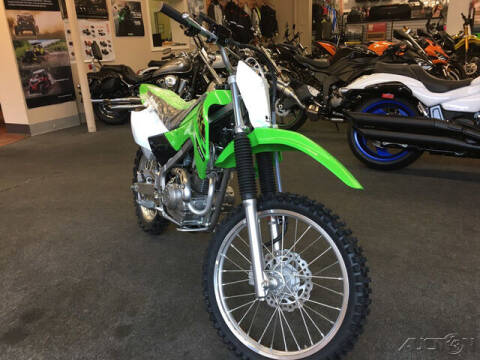 2021 Kawasaki KLX 140L for sale at ROUTE 3A MOTORS INC in North Chelmsford MA