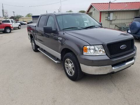 2005 Ford F-150 for sale at Key City Motors in Abilene TX