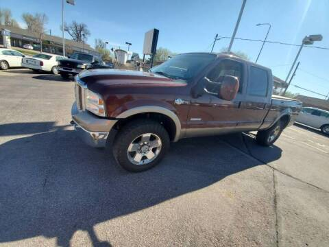 2006 Ford F-250 Super Duty for sale at Geareys Auto Sales of Sioux Falls, LLC in Sioux Falls SD