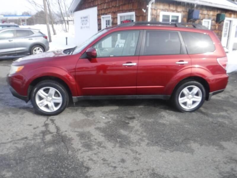 2010 Subaru Forester for sale at Trade Zone Auto Sales in Hampton NJ