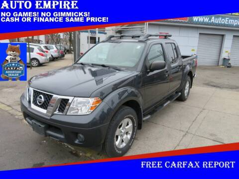 2012 Nissan Frontier for sale at Auto Empire in Brooklyn NY