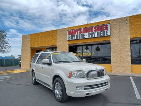 2006 Lincoln Navigator for sale at Marys Auto Sales in Phoenix AZ