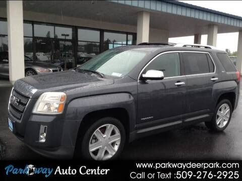 2010 GMC Terrain for sale at PARKWAY AUTO CENTER AND RV in Deer Park WA