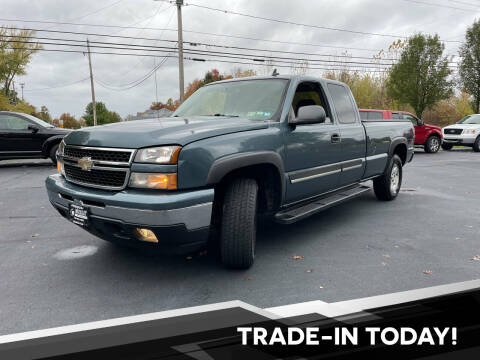 2006 Chevrolet Silverado 1500 for sale at Woolley Auto Group LLC in Poland OH