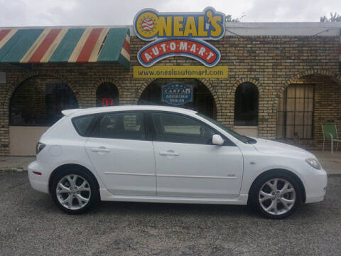 2009 Mazda MAZDA3 for sale at Oneal's Automart LLC in Slidell LA
