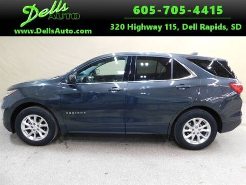 2020 Chevrolet Equinox for sale at Dells Auto in Dell Rapids SD