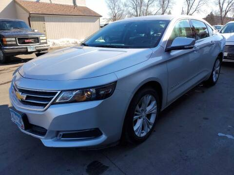 2015 Chevrolet Impala for sale at MIDWEST CAR SEARCH in Fridley MN