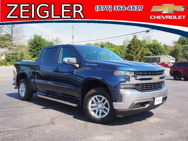 2020 Chevrolet Silverado 1500 for sale in Claysburg, PA