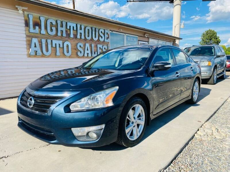 2013 Nissan Altima for sale at Lighthouse Auto Sales LLC in Grand Junction CO