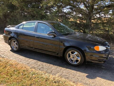 2002 Pontiac Grand Am for sale at Kansas Car Finder in Valley Falls KS