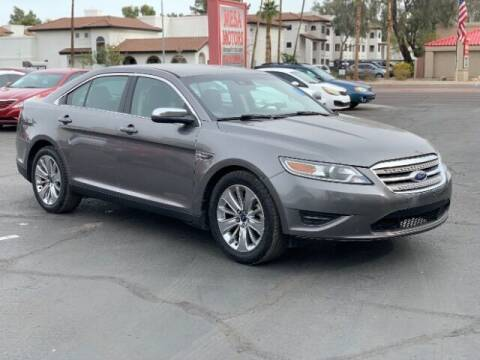 2011 Ford Taurus for sale at Brown & Brown Wholesale in Mesa AZ