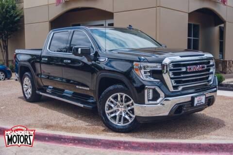 2020 GMC Sierra 1500 for sale at Mcandrew Motors in Arlington TX