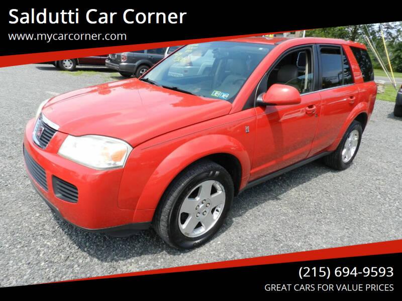 2006 Saturn Vue for sale at Saldutti Car Corner in Gilbertsville PA