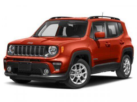 2021 Jeep Renegade for sale at SCOTT EVANS CHRYSLER DODGE in Carrollton GA