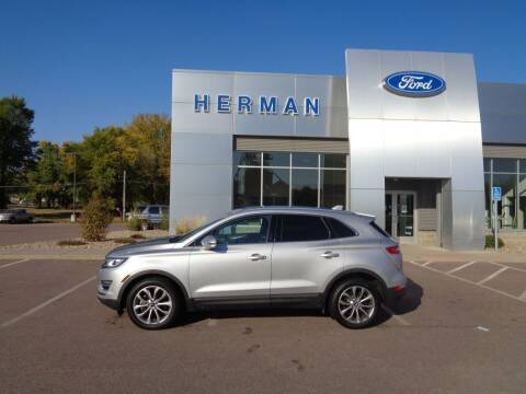 2017 Lincoln MKC for sale at Herman Motors in Luverne MN