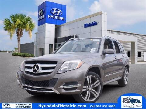 2014 Mercedes-Benz GLK for sale at Metairie Preowned Superstore in Metairie LA