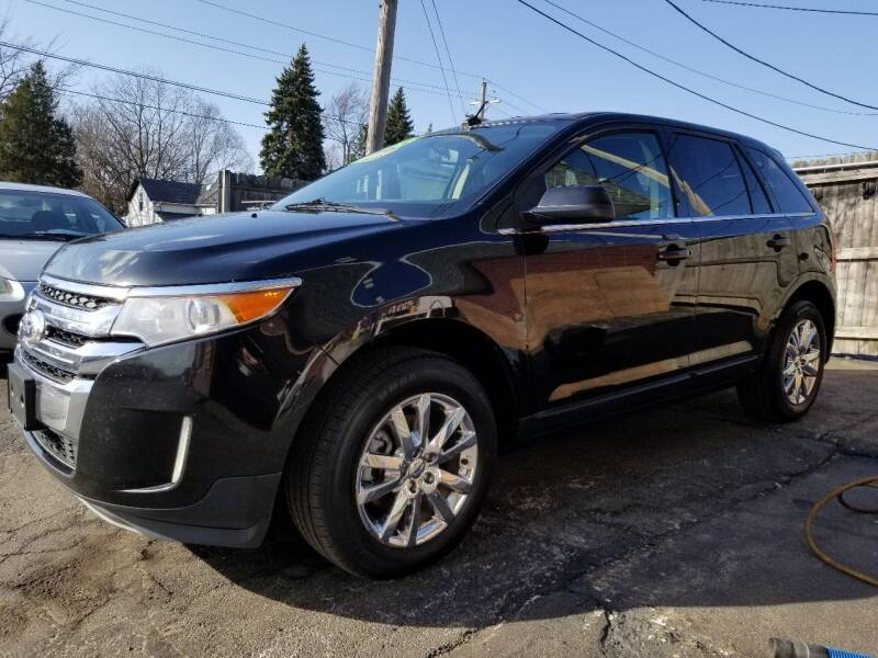 2014 Ford Edge for sale at DALE'S AUTO INC in Mt Clemens MI