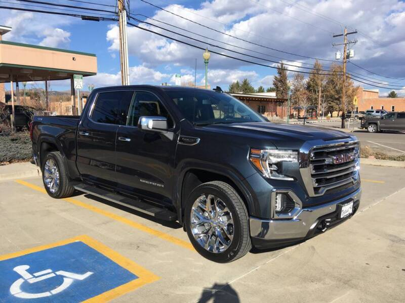 2020 GMC Sierra 1500 for sale at Northwest Auto Sales & Service Inc. in Meeker CO