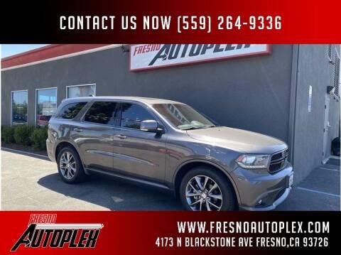2015 Dodge Durango for sale at Fresno Autoplex in Fresno CA