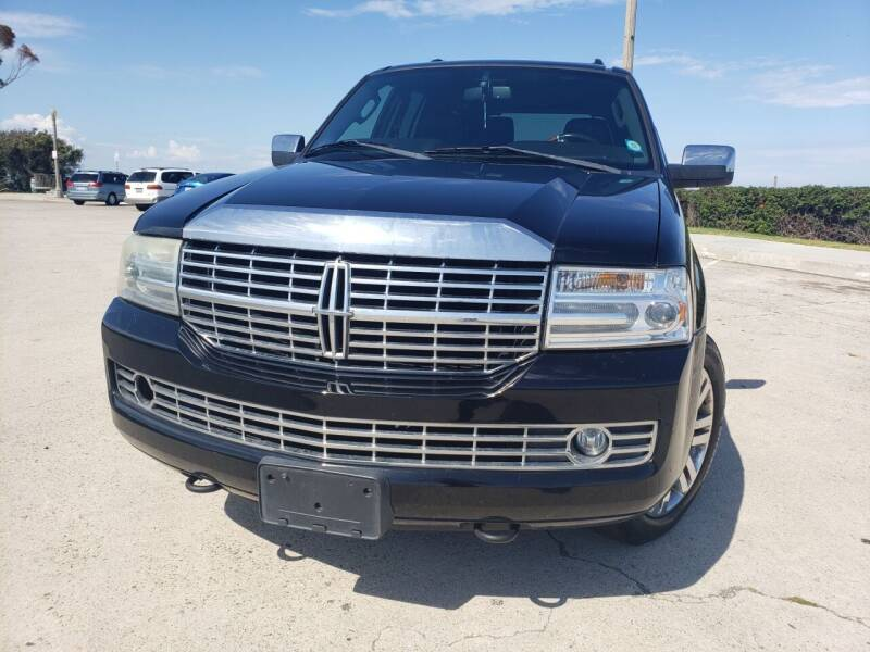 2008 Lincoln Navigator for sale at L.A. Vice Motors in San Pedro CA