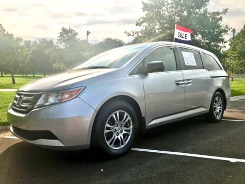 2012 Honda Odyssey for sale at Superior Automotive Group in Owensboro KY