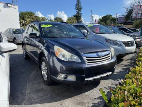 2011 Subaru Outback for sale at Mike Auto Sales in West Palm Beach FL