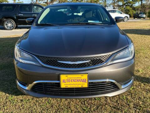2015 Chrysler 200 for sale at Washington Motor Company in Washington NC