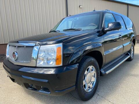 2005 Cadillac Escalade ESV for sale at Prime Auto Sales in Uniontown OH