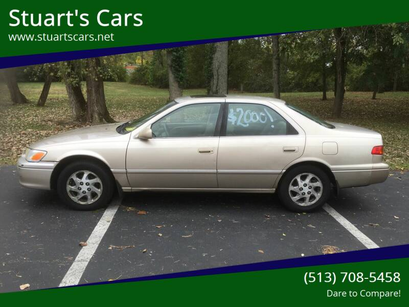 2000 Toyota Camry for sale at Stuart's Cars in Cincinnati OH