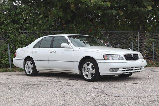 1999 Infiniti Q45 for sale at No 1 Auto Sales in Hollywood FL
