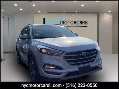 2018 Hyundai Tucson for sale at NYC Motorcars in Freeport NY