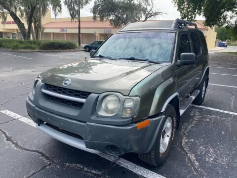 2003 Nissan Xterra for sale at Florida Prestige Collection in Saint Petersburg FL