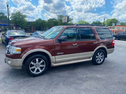 2007 Ford Expedition for sale at BWK of Columbia in Columbia SC