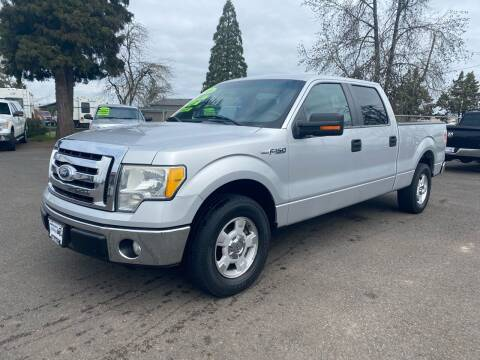 2010 Ford F-150 for sale at Pacific Auto LLC in Woodburn OR