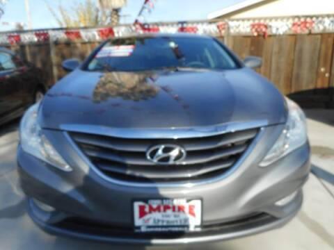 2013 Hyundai Sonata for sale at Empire Auto Sales in Modesto CA